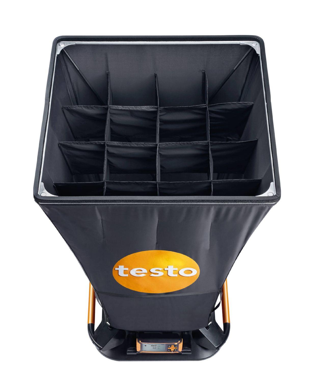 Testo_420_Balometer - Balometer for air volume flow