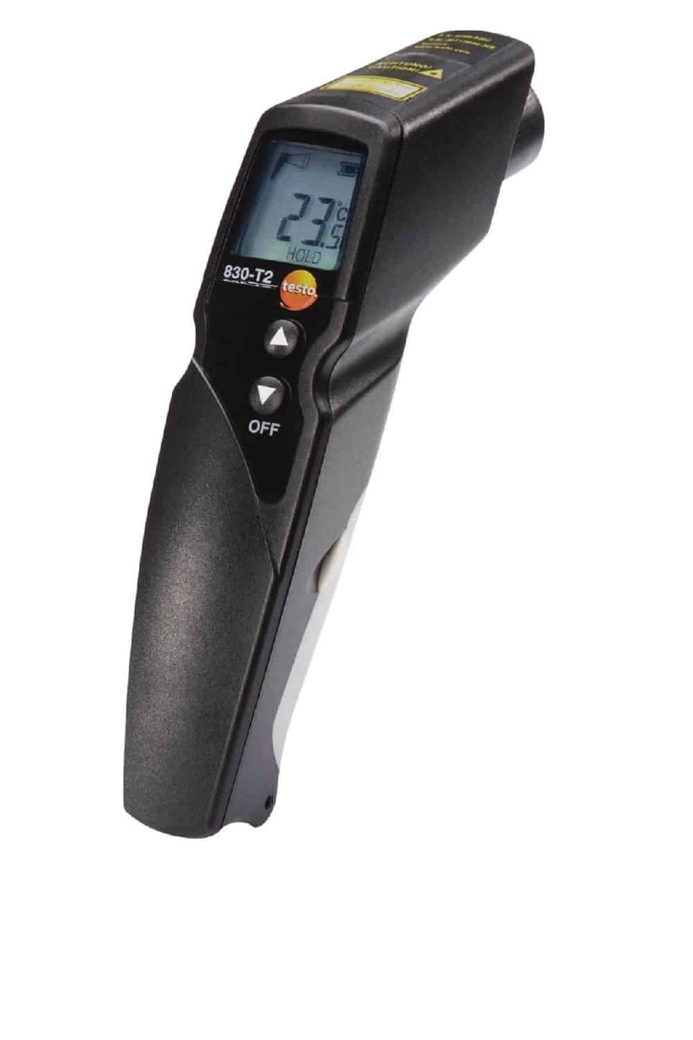 TESTO 830-T2 Infrared Thermometer in UAE