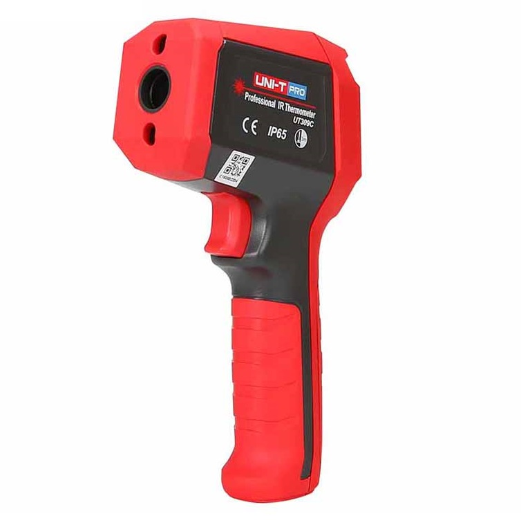 - HVAC Infrared Thermometer SGL Laser / IP54 / D:S Ratio- 12:1