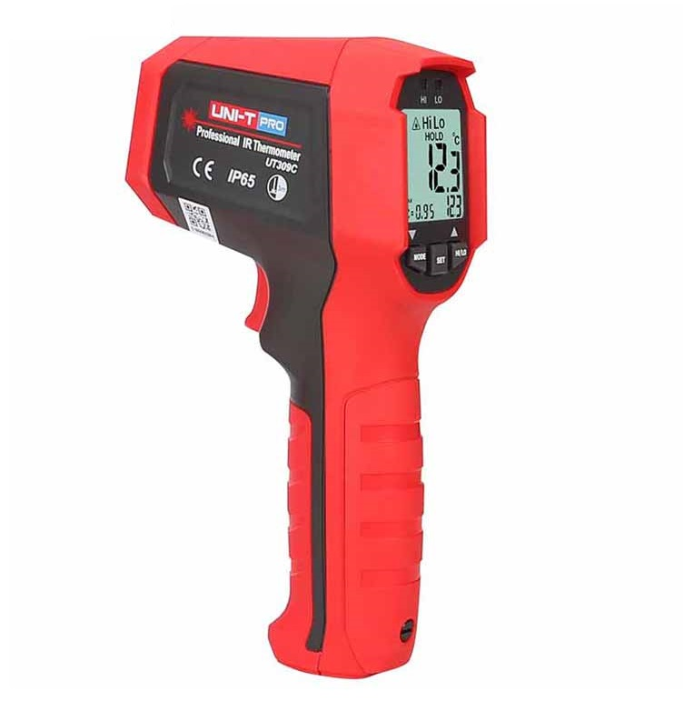 UNI-T UT309C HVAC Digital Infrared Thermometer Price in Dubai