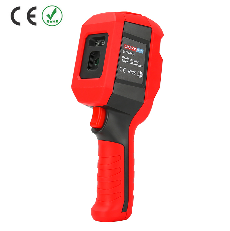 UNIT_UTi165KSeries_Thermal Imager-measure-1 - Thermal Imager 9Hz with high-temperature limit exceeding alarm – 160×120 pixels