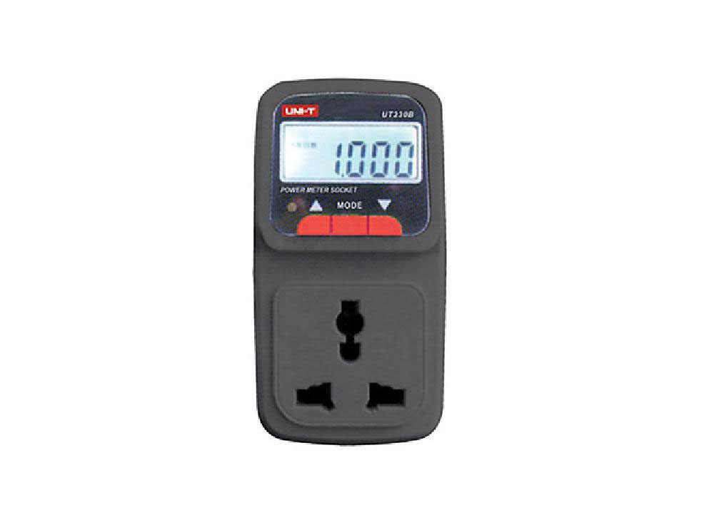UNI-T UT230B - Timing Power Meter Socket;