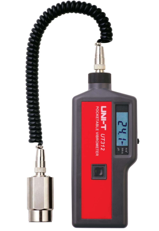 UNI-T UT312 - Portable Vibration Tester  0.1-199.9m/s²