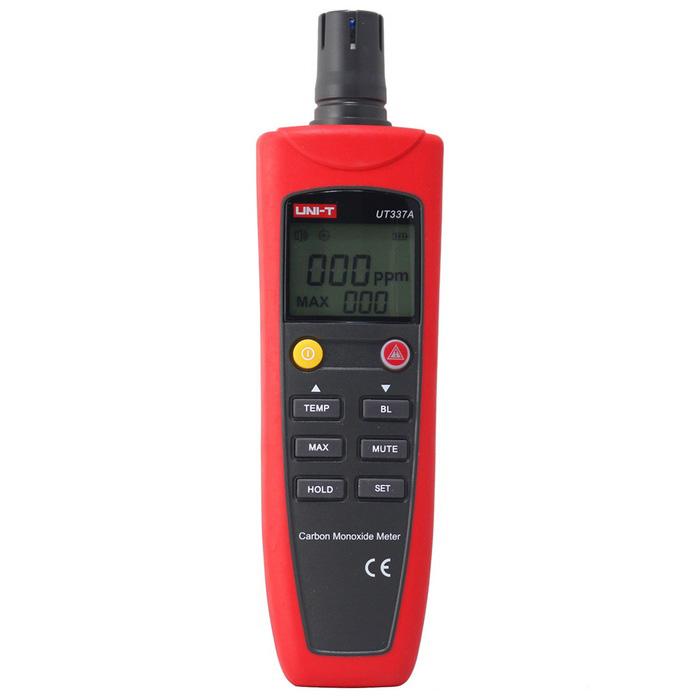 EXTECH UT337A - Carbon Monoxide Meter  0-1000ppm