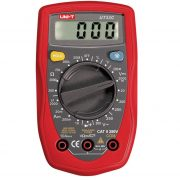 UNI-T UT33C - Palm Sized Digital Multimeters 200mV-500V