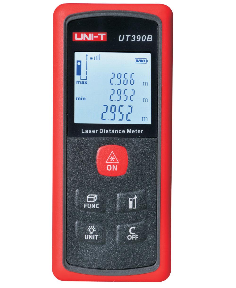 UNI-T UT390B+ - Laser Distance Meter Range: 40M