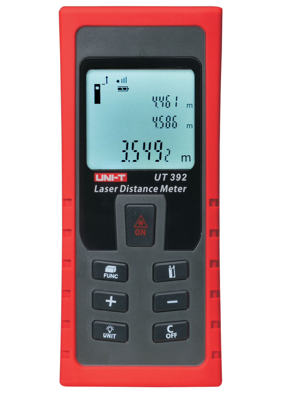 UNI-T UT392 - Laser Distance Meter Range: 80M