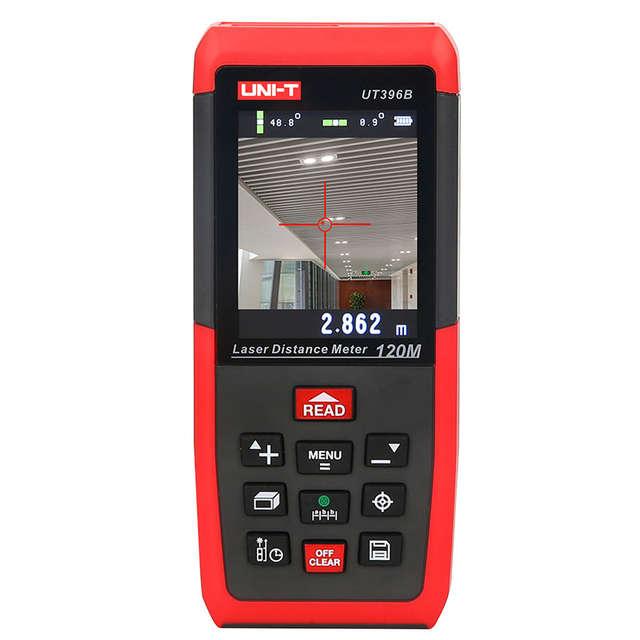 UNI-T UT396B - Prof-Laser Distance Meter 120M