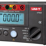 UNI-T UT522 - Earth Ground Tester 40W / 400W / 4000W