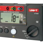 UNI-T UT582 - Digital RCD (ELCB) Tester 10mA/20mA/30mA/100mA/300mA/500mA