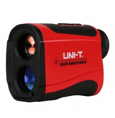UNI-T LR1500 - Laser Rangefinder Distance Meter Monocular Telescope Ranging Speed Tester