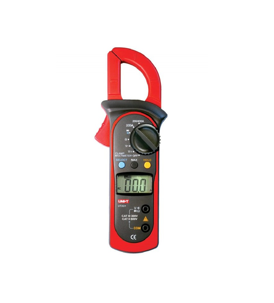 Uni-T_Basic Clamp_ Meters_Digital_Clamp_Meter