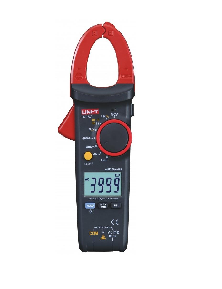 UNI-T UT213A - Digital Clamp Meters True RMS 400A