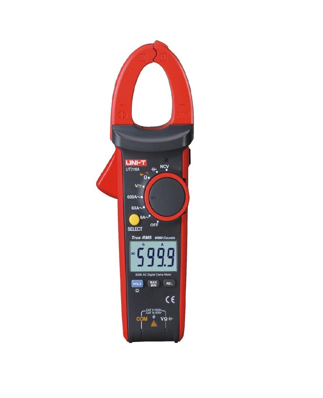 UNI-T UT216A - Digital Clamp Meters True RMS 600A