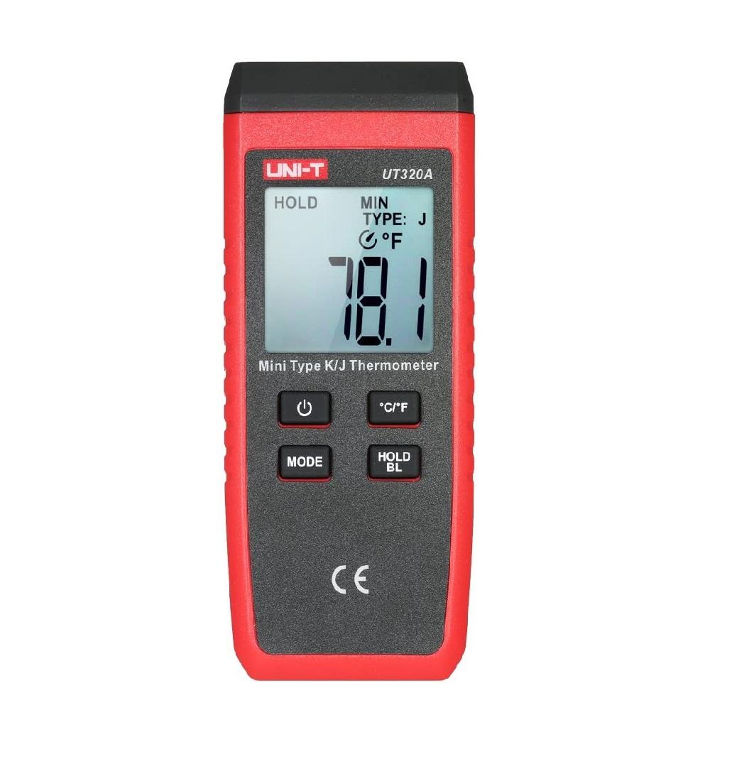 UNI-T UT320A - Wood Moisture Meter