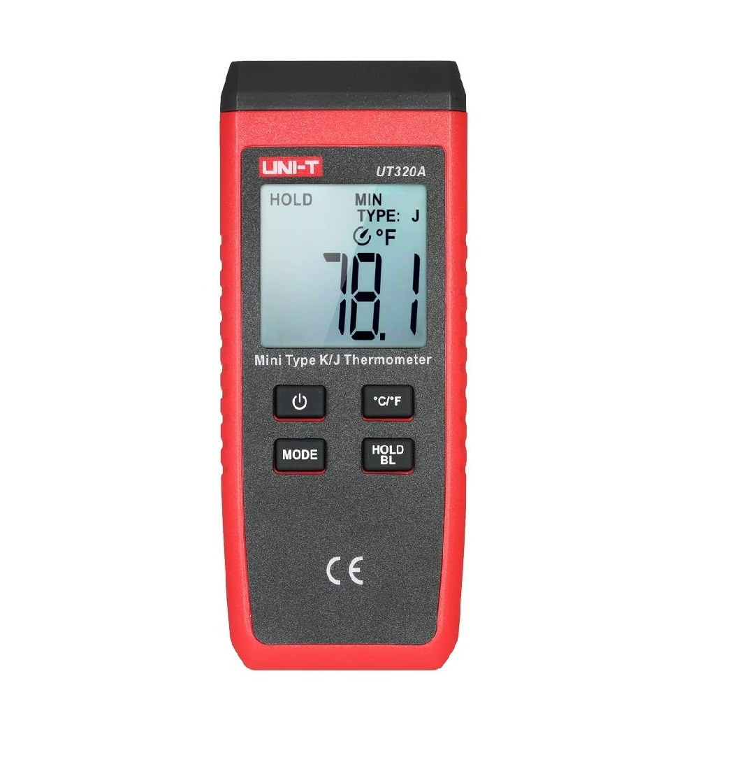 Uni-T_HVAC Testing equipment_UT320A_Wood Moisture Meter