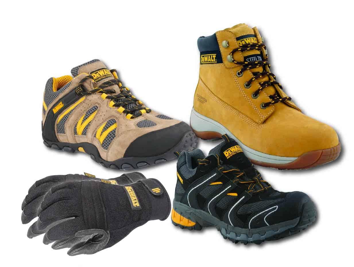 Safety Shoes and Workwear