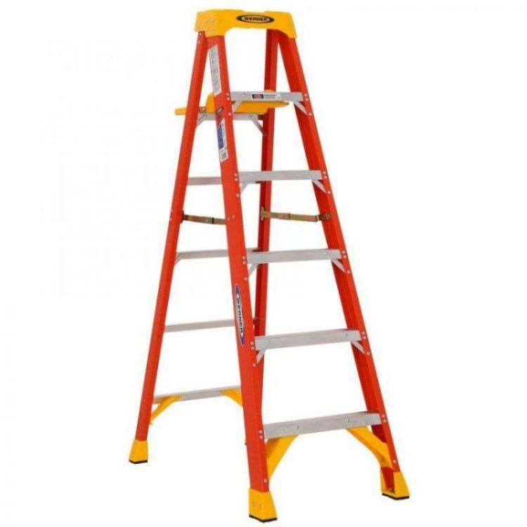 Werner_6206_Fibber glass Ladder