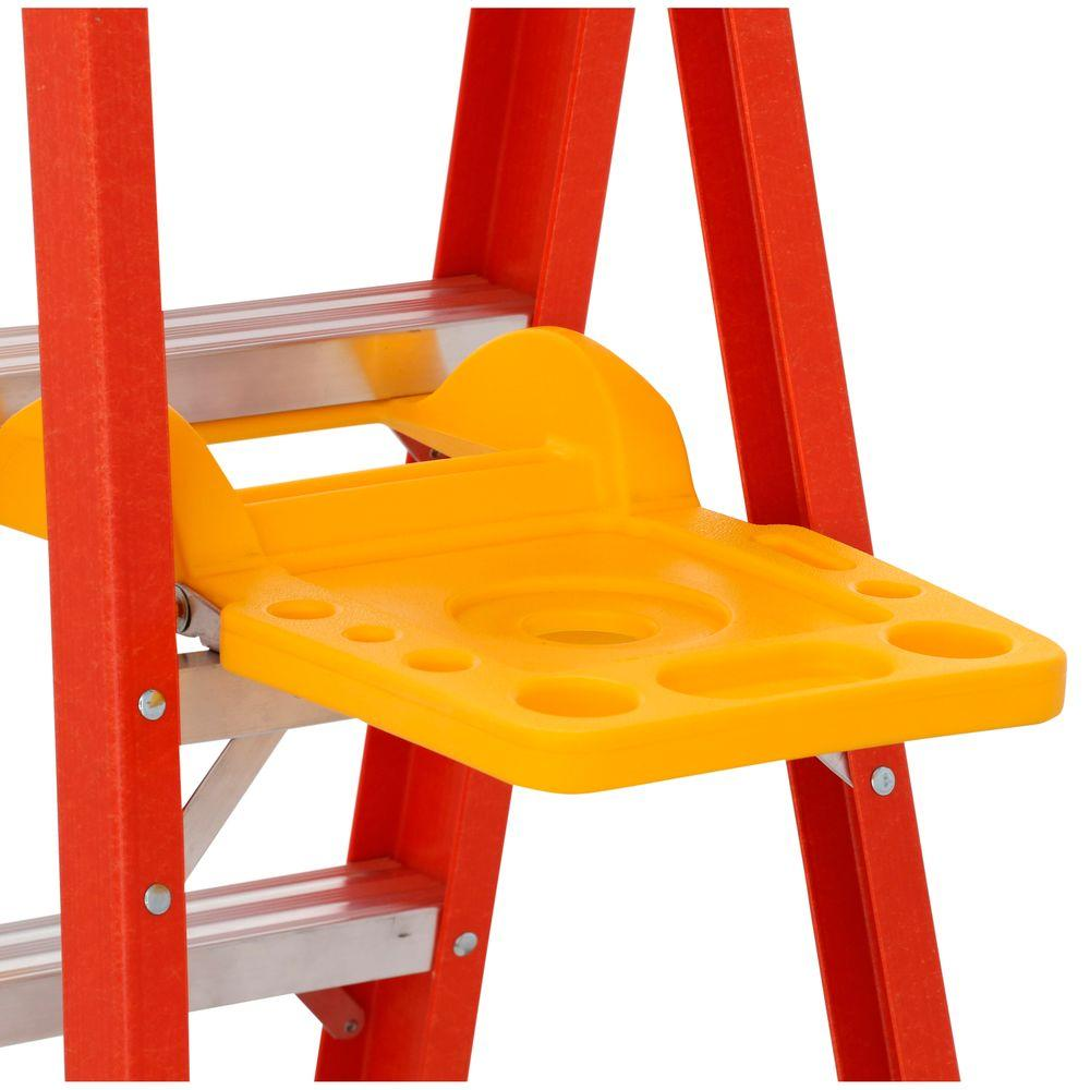 Werner_6206_Fiberglass Ladder 2 - 6FT HD Fiberglass Ladder