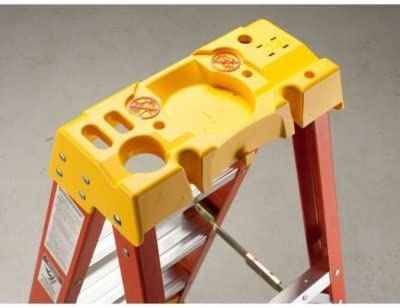 Werner_6208_Fiberglass Ladder 2 - 8FT HD Fiberglass Ladder