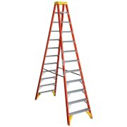 Werner 6212 - 12FT HD Fiberglass Ladder