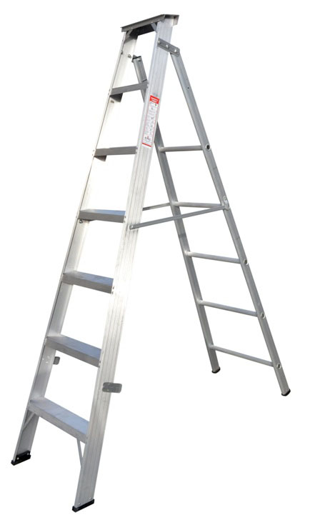 ZAMIL DPL/5 - Aluminium Step Ladder  5FT / 1.5M