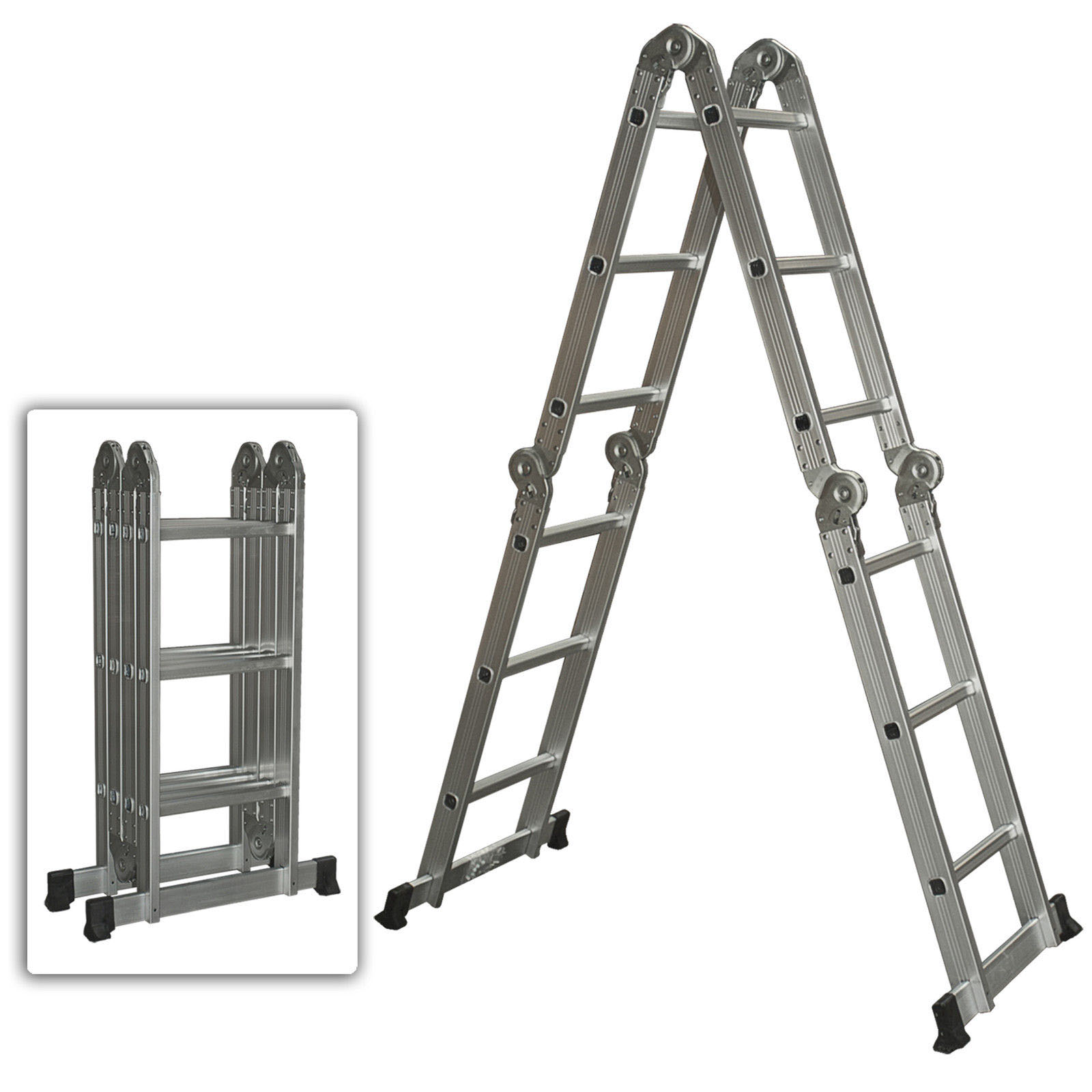 ZAMIL MPL/12 - Multi-Purpose Step Ladder 12FT / 3.6M