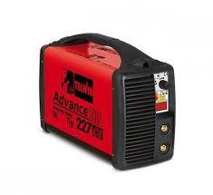 TELWIN 852048 - ADVANCE 227MV/PFC TIGDC-LIFT100-240V+ACX MMA AND TIG WELDING
