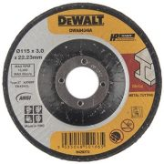 DeWALT DWA8434IA-AE - Metal Cutting Wheel 115x3x22mm