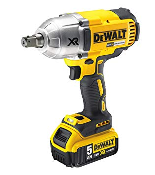 DeWALT DCF899P2-GB - 18V XR Li-Ion High Torque Impact Wrench