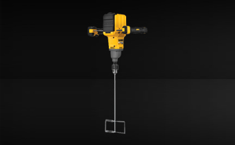 DeWALT DCD240X2-GB - 54V XR Flex Volt Dual Handle Mixer - 9Ah, 220V