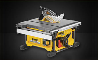 DeWALT DCS7485T2-GB - 54V XR Flex Volt Table Saw Kit