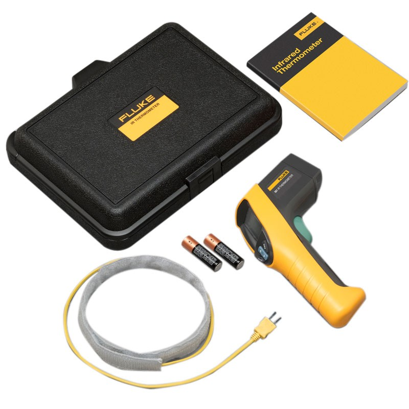 FLUKE 561 - HVAC Infrared & Contact Thermometer DS-12:1