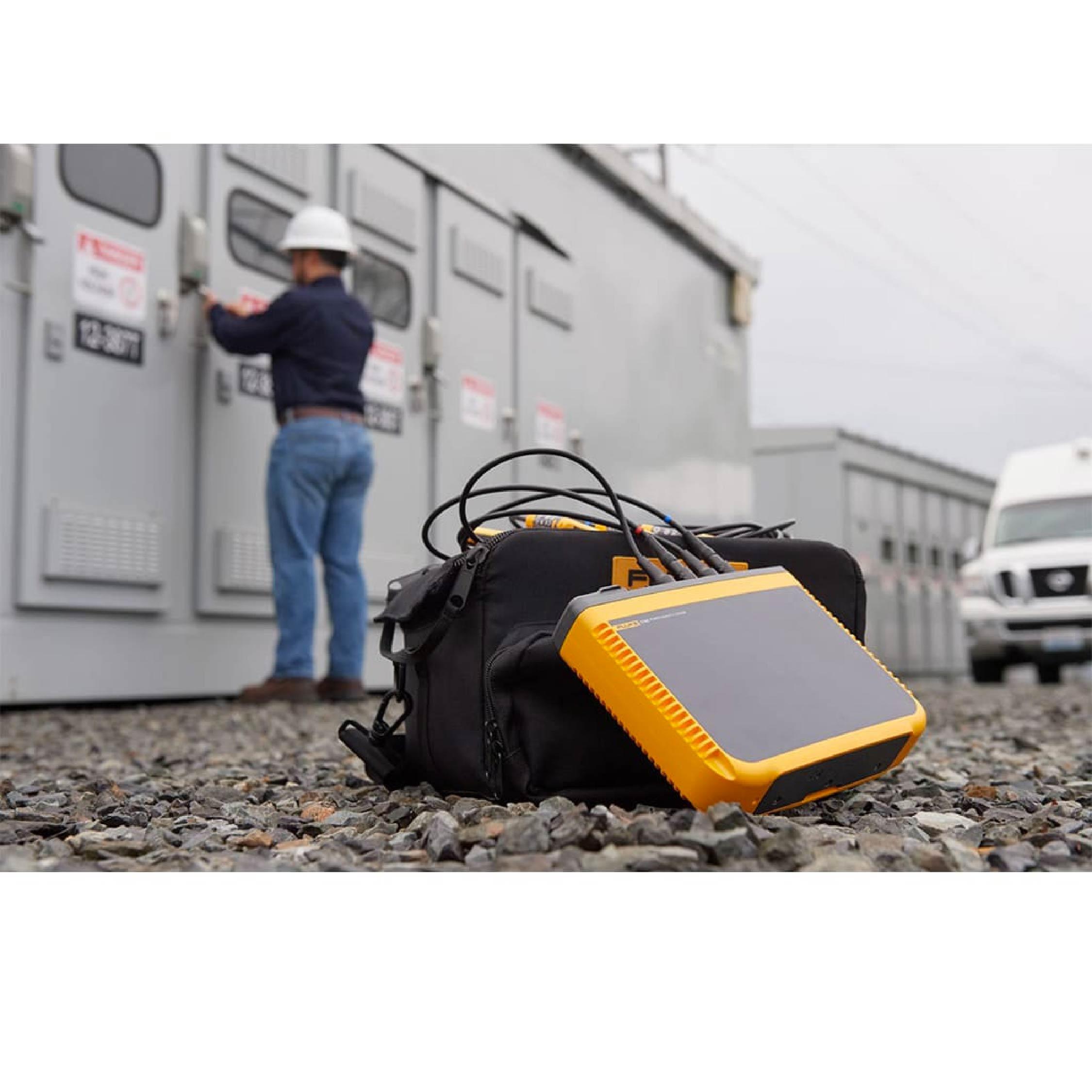 FLUKE 1746-15-INTL - Power Quality Logger w/60 cm 1,500A iFlex, INTL