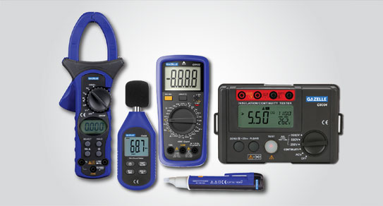 Test & Measurement Instruments