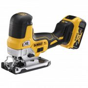 DeWALT DCS335P2-GB - 18v XR Brushless Body Grip Jigsaw 2x 5.0Ah Batteries