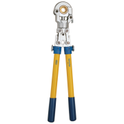 Klauke K22SETL - K 22 Crimping tool for interchangeable dies 6 – 300 mm^2 w/MK22 & L2 Dies