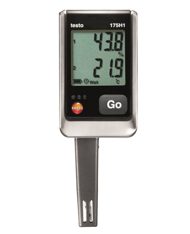 TESTO 175-H1 - Temperature and Humidity Data Logger