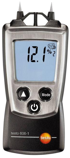 TESTO 606-1 - Moisture Meter for material moisture