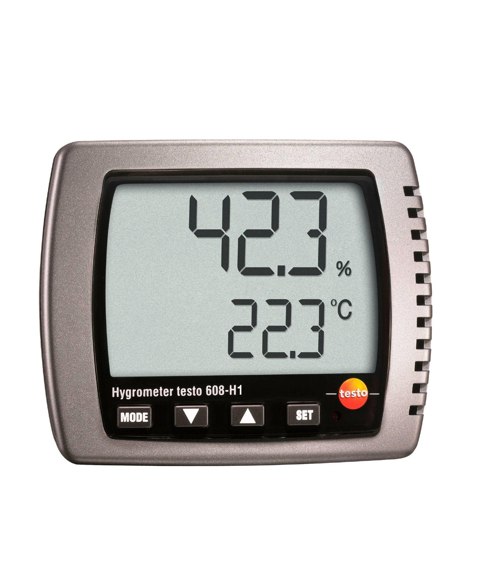 TESTO 608 -H1 - Thermohygrometer