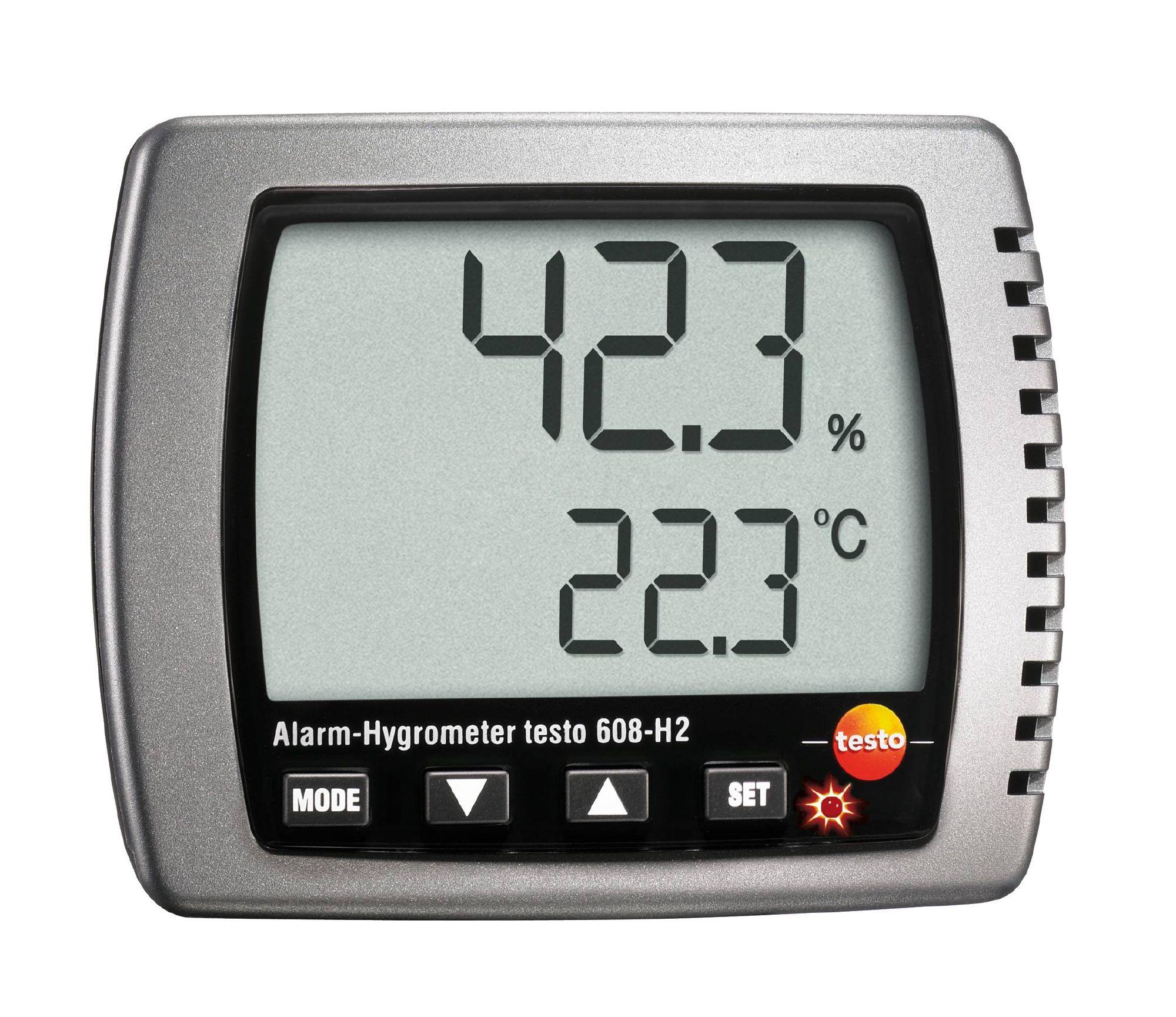 TESTO 608 -H2 - Thermohygrometer